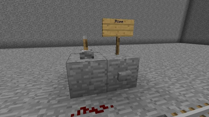 minecraft how to detect cart in station