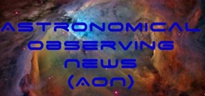 Astronomical Observing News (AON) Kickoff