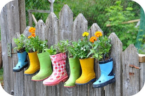 10 Creative and Unique DIY Planters to Inspire Your Home Garden