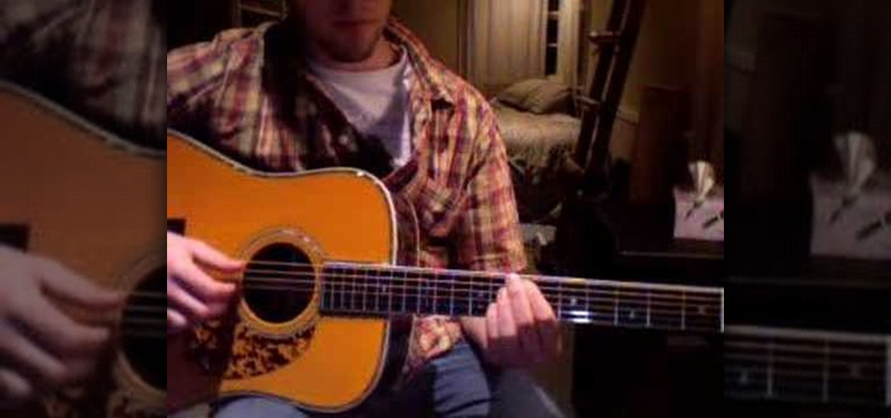 How To Play A Case Of You By Joni Mitchell On The Guitar