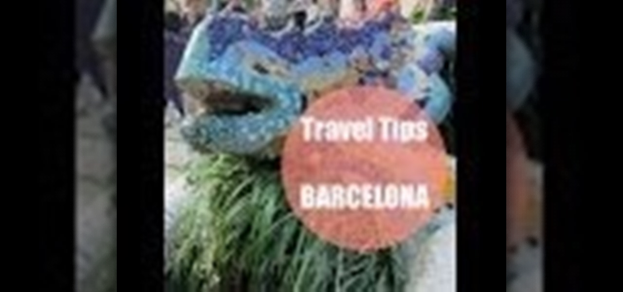 ENJOY BARCELONA - TOP MUST-SEE