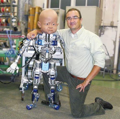 Creepy Baby-Bots
