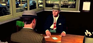 Earn the Racing for Pinks achievement in L.A. Noire for Xbox 360