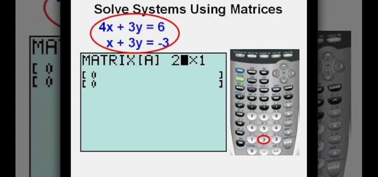 solving simultaneous equations using matrices pdf