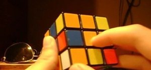 Solve a Rubik's Cube layer by layer
