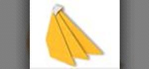 Origami bananas Japanese style