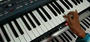 Play Hai Guzarish piano chords for the telugu song