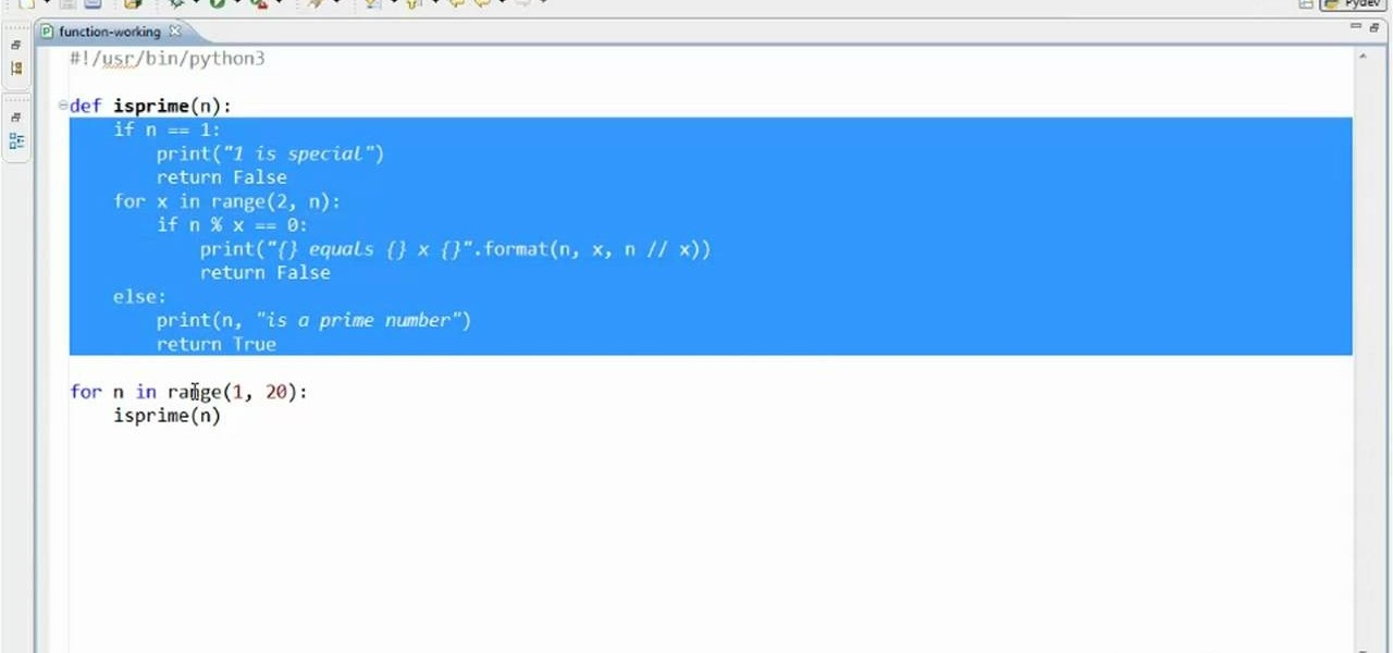 A Beginner's Python Tutorial/Classes