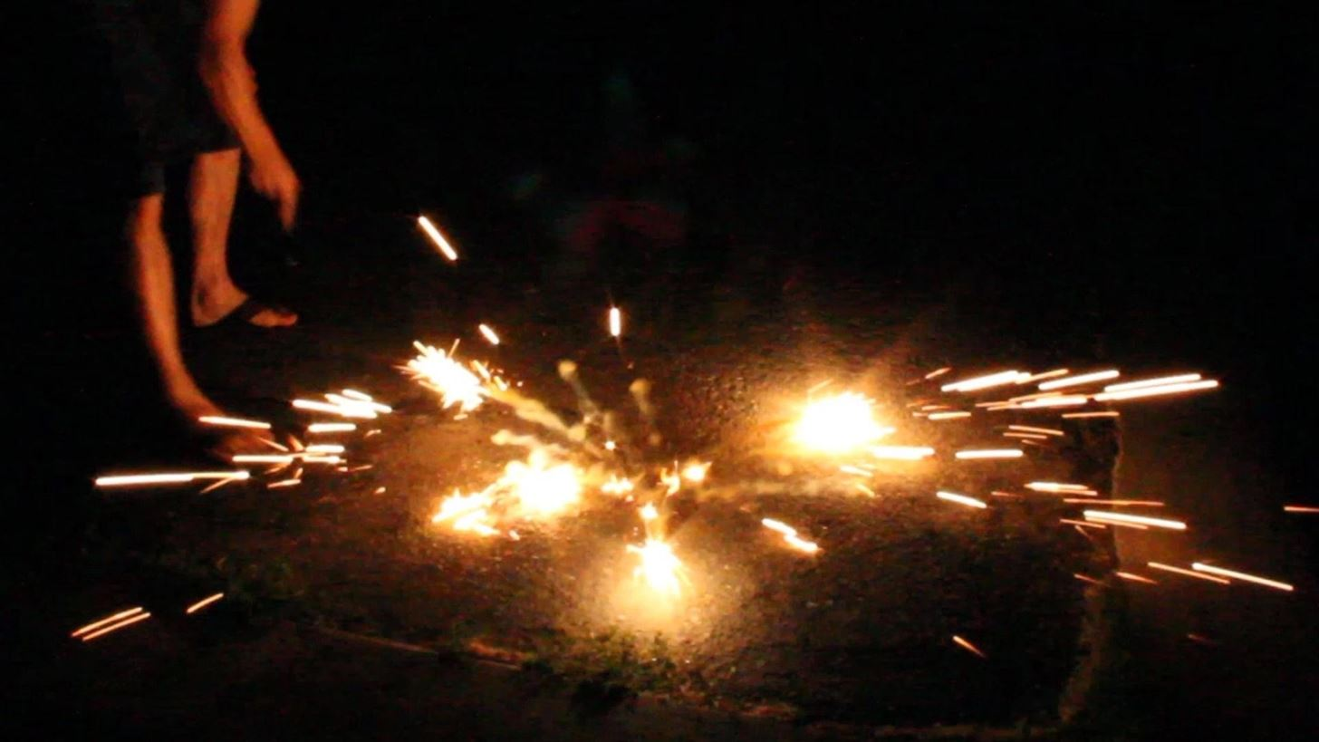 How to Make a Mini Flamethrower, Exploding Fireball, & Flint Bomb Sparkler with Disposable Lighters