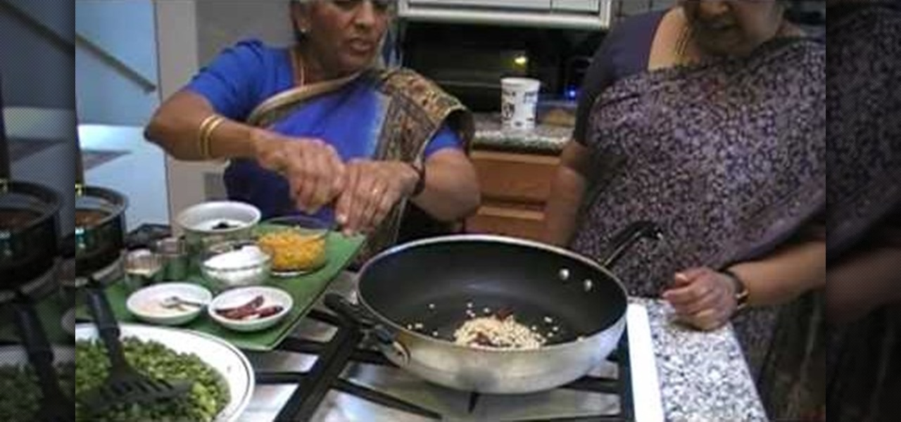 How to Cook a south Indian asparagus curry « Vegetable