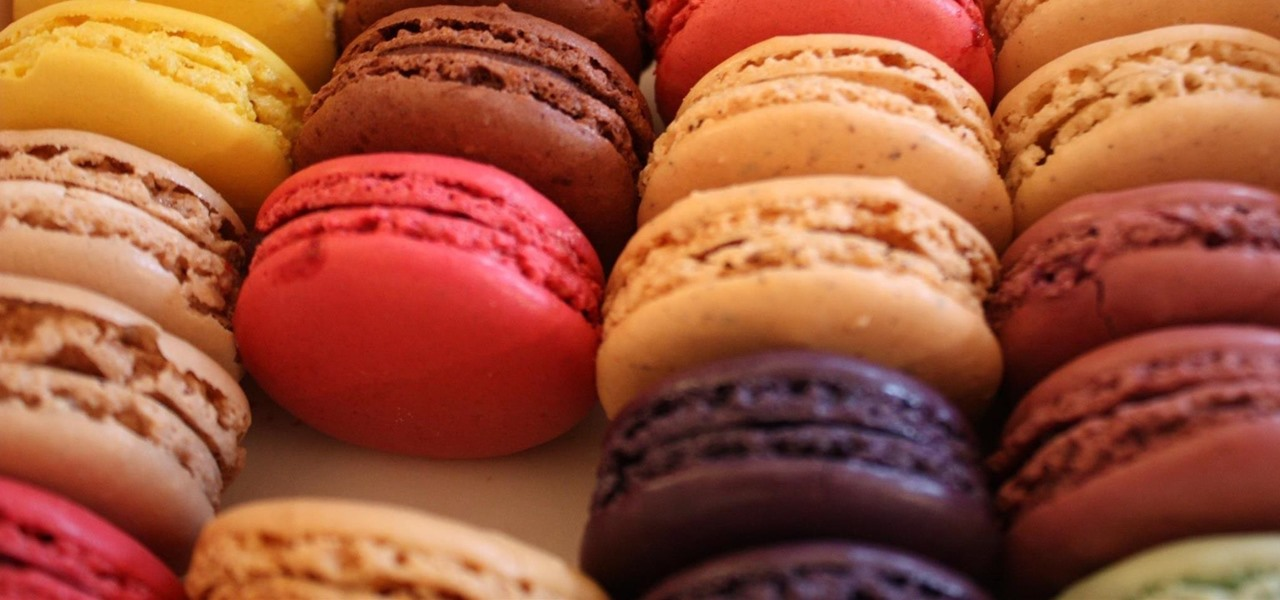 Make French Macarons