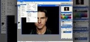 Create the Matrix raining text effect in Photoshop