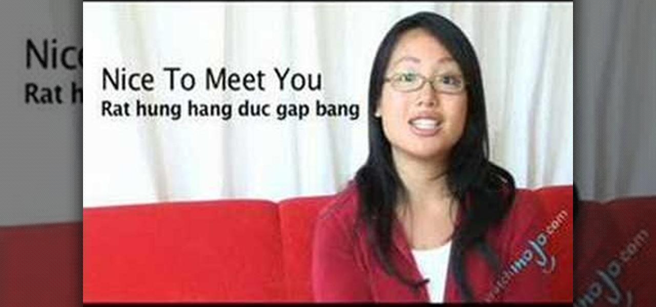 Vietnamese/Greetings