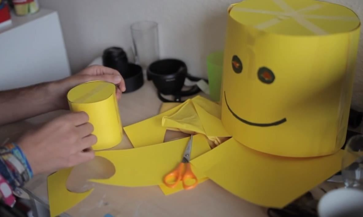How to Make a Lego Man Halloween Costume Based on Any Lego Movie Character