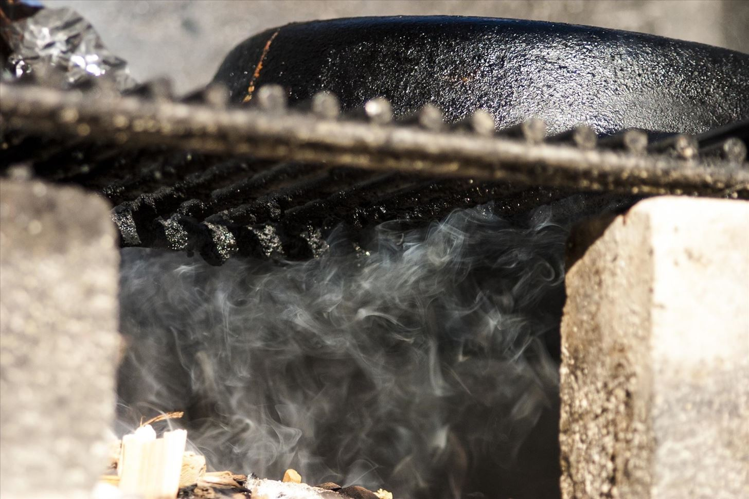 How to Make Smoked Salt at Home (& Keep Grilling Season Alive All Year Long)