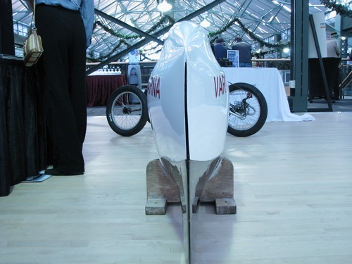 World's Fastest Bicycle Goes 75mph