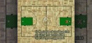 Teach  fast break play responsibilties to a center