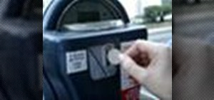 Con an Electronic Parking Meter into Unlimited Parking