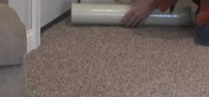 Protect your carpet while doing home remodeling