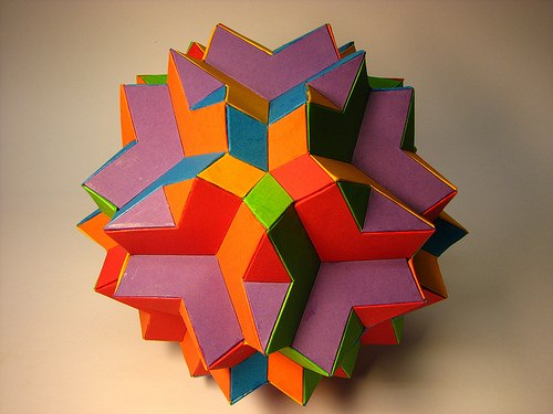 origami and math articles