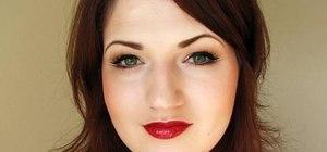 Do an Evan Rachel Wood True Blood inspired makeup look