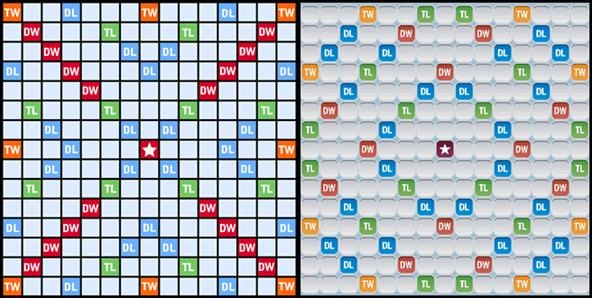 Scrabble Challenge #8: Is the Highest Scoring Move the Same in Words with Friends?