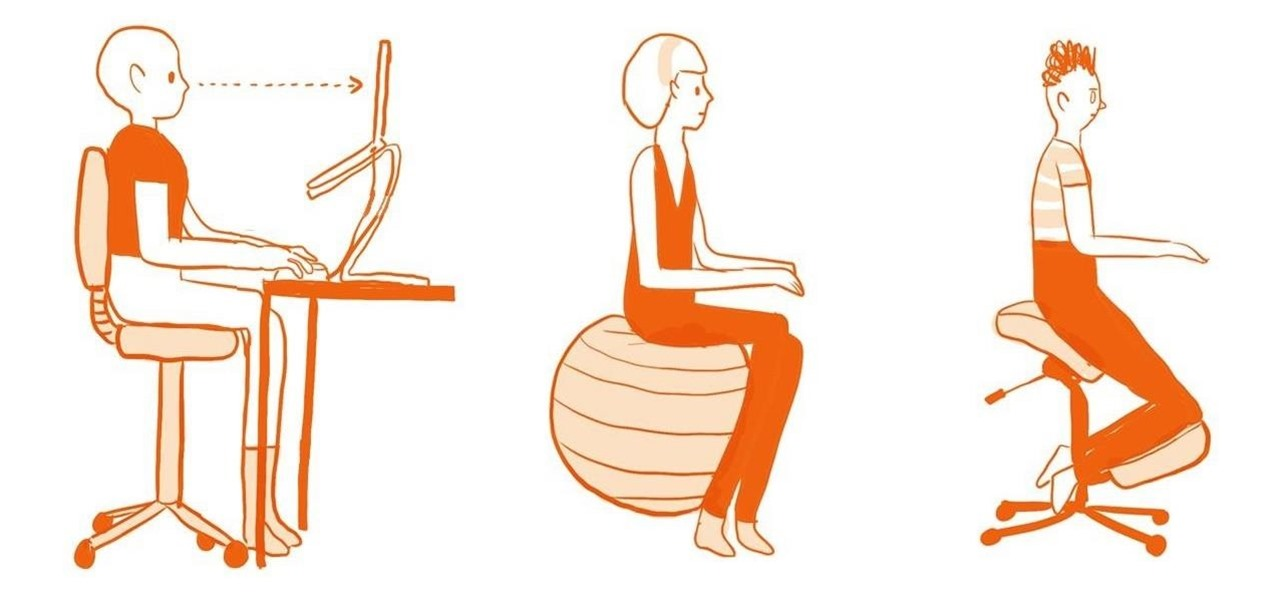 Ergonomic Tips for Improving Posture & Reducing Back Pain While Sitting All Day Long