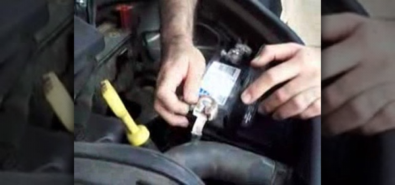 How To Change A Pt Cruiser Car Battery Auto Maintenance Repairs Wonderhowto