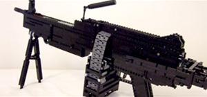 Hells Yeah. 40-Piece Arsenal of Fully Functional LEGO Guns