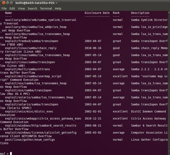 Hack Like a Pro: Hacking Samba on Ubuntu and Installing the Meterpreter