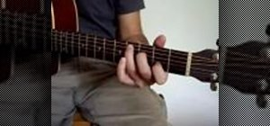Use open-string chord voicings in your guitar playing