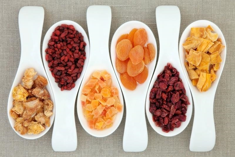 how to dry fruit organic fruit