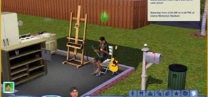 Create a comfortable and rewarding life for your sims in Sims 3