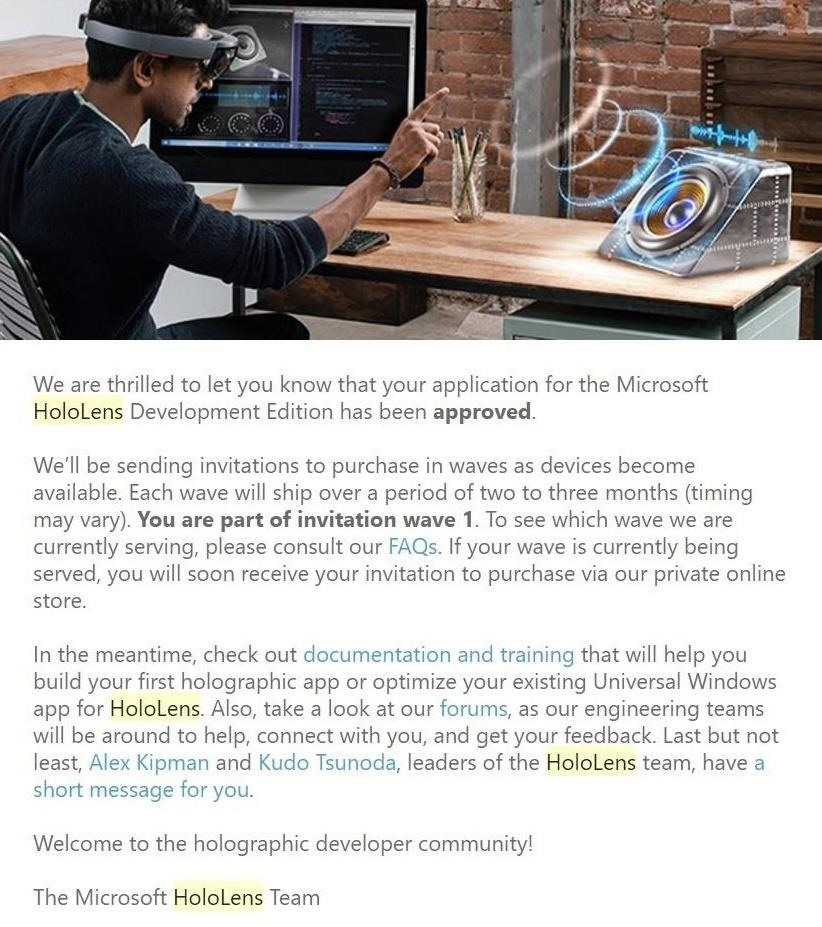 How I Got Started with the HoloLens & NextReality