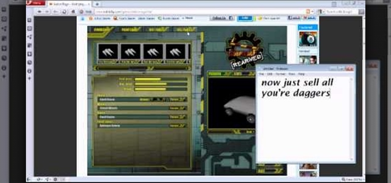 How to Hack the game Robot Rage for more money using Cheat Engine ...