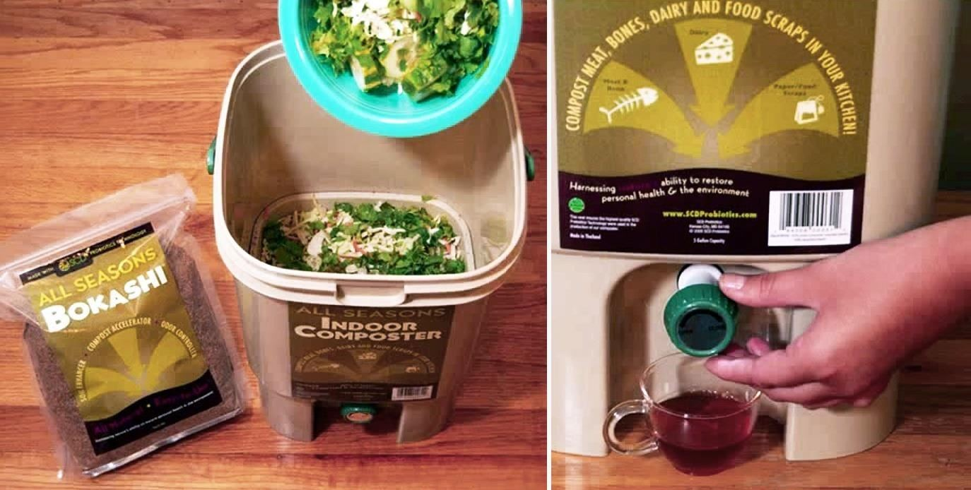 Food Tool Friday: Yes, You Can Compost (Even Without a Yard)