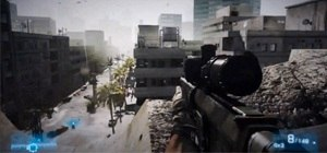 Get the 'Not On My Watch' and 'Roadkill' Achievements in Battlefield 3