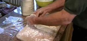 Make no knead bread