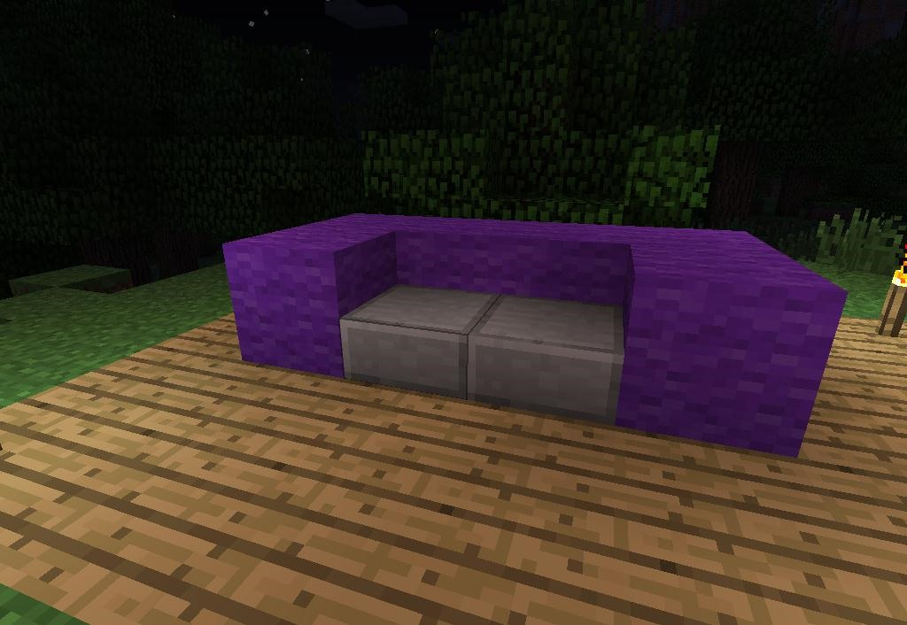 How To Make Furniture In Minecraft Minecraft Wonderhowto