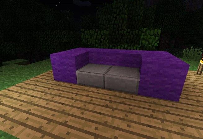 How to make furniture in minecraft 171 minecraft