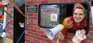 Movie Trailer – World's Smallest Mobile Cinema Seats 8