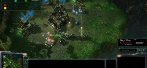 Use Protoss Warp Prisms and Warp Gates to harass enemies in StarCraft 2