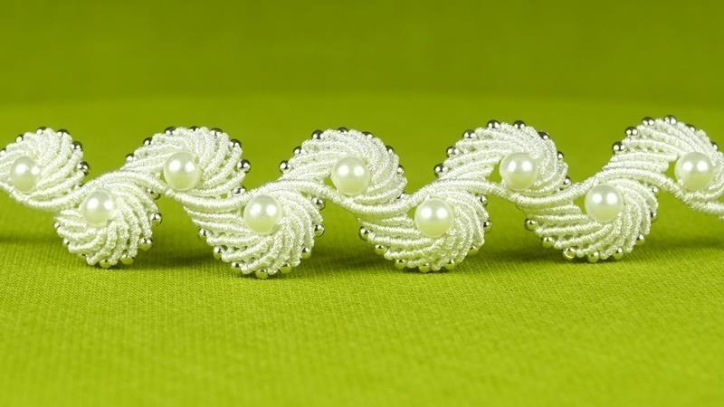 Angel Wings & Macrame Shell Bracelet Tutorial