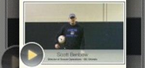 Control a bouncing soccer ball