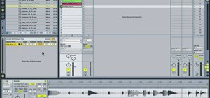 Use the groove function in Ableton Live 8