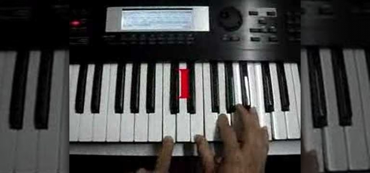 How To Play As The Deer On Piano Piano Keyboard Wonderhowto