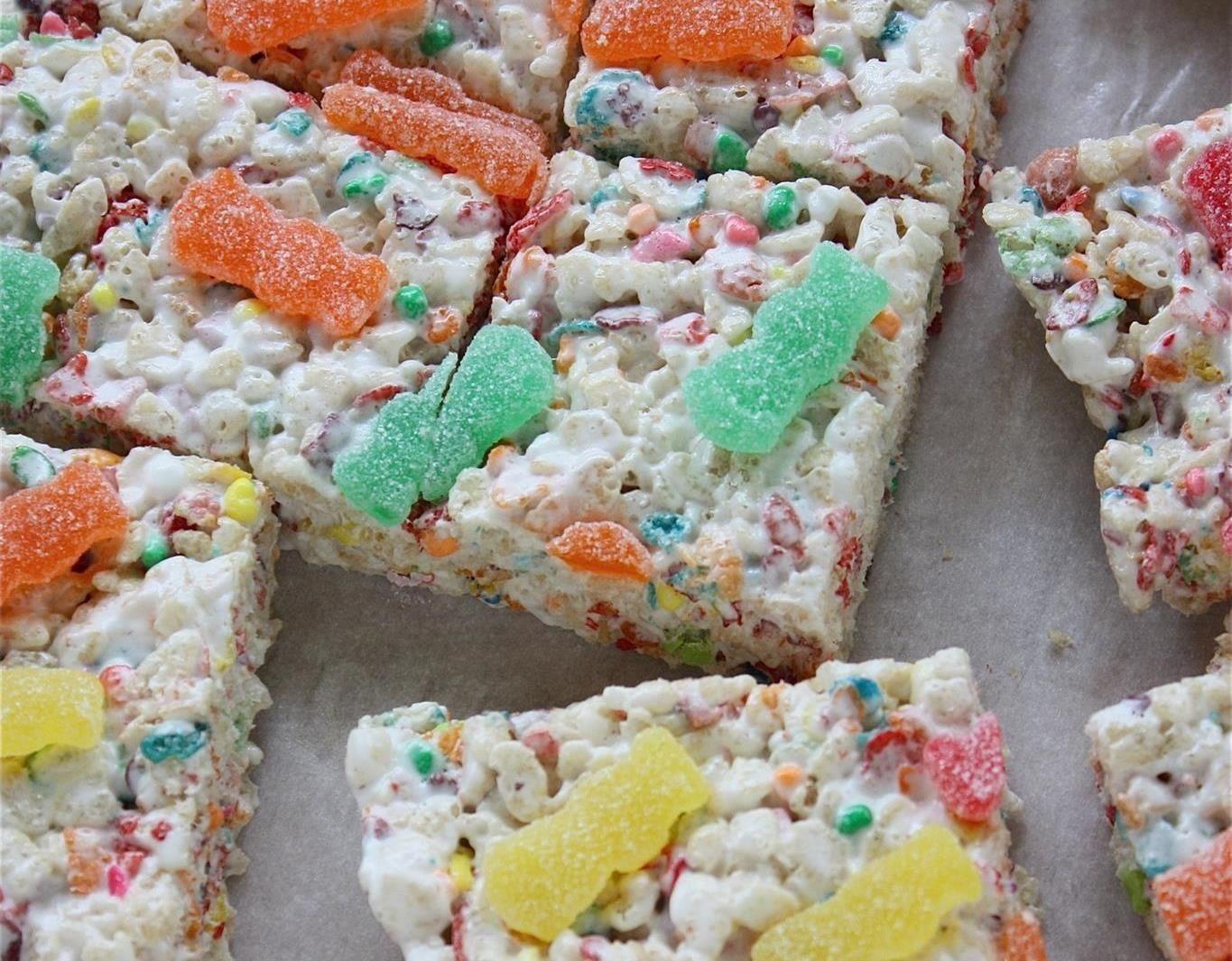 Sour Patch Recipes Your Kids'll Go Crazy For