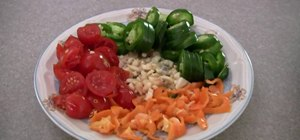 Lower blood pressure with a hot pepper chicken recipe