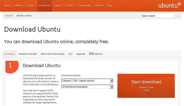how to run ubuntu on usb