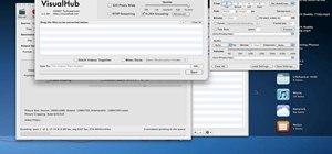 Encode movie files into AirPlay compatible videos with HandBrake
